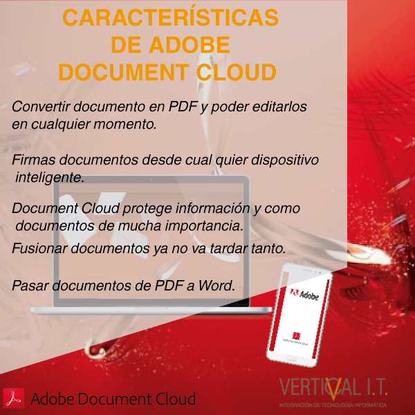 Principales caracteristicas de Document Cloud